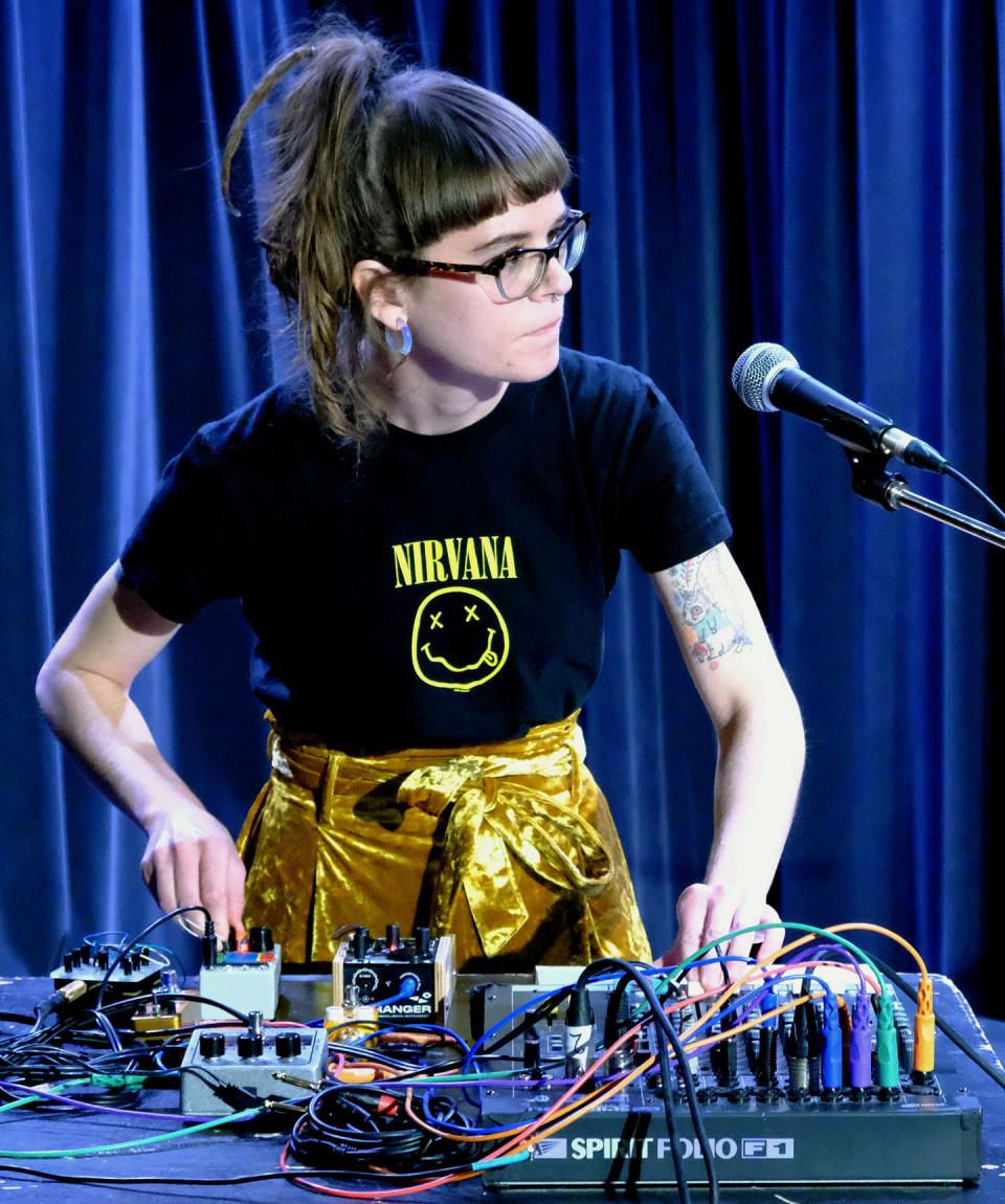 Émilie Payeur [Photograph: Céline Côté, Montréal (Québec), December 7, 2020]