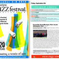 Programme, page 1 et 24 [septembre 2013]