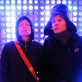 100 (Nancy Tobin, Nikki Forrest) [Photograph: Mél Hogan, Montréal (Québec), December 2014]