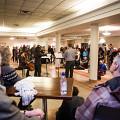 Aussi sur la photo: Quatuor Bozzini / Journée Portes ouvertes, Le Gesù, Montréal (Québec) [Photo: Vincent Marchessault, Montréal (Québec), 21 janvier 2018]