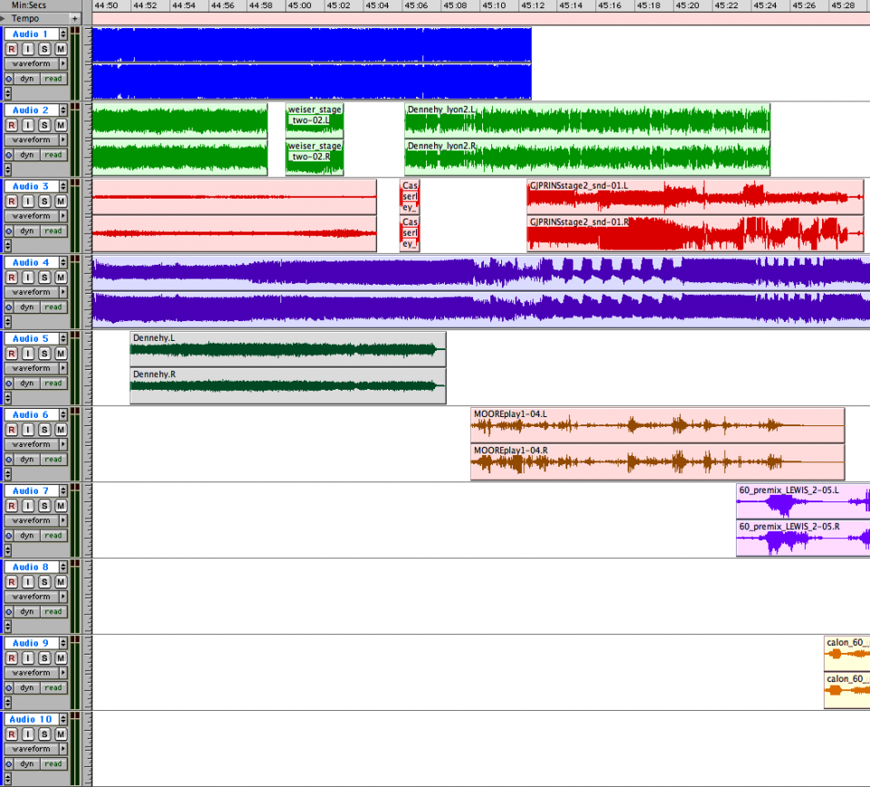 44m50s • 3.2: Noise Study — 44m13s-46m57s