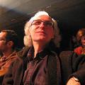 Yves Beaupré au concert de Francis Dhomont lors d'Akousma (3), au Monument-National [Photo: Luc Beauchemin, Montréal (Québec), 2 novembre 2006]
