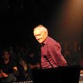 Concert de Francis Dhomont lors d'Akousma (3), au Monument-National [Photo: Luc Beauchemin, Montréal (Québec), 2 novembre 2006]
