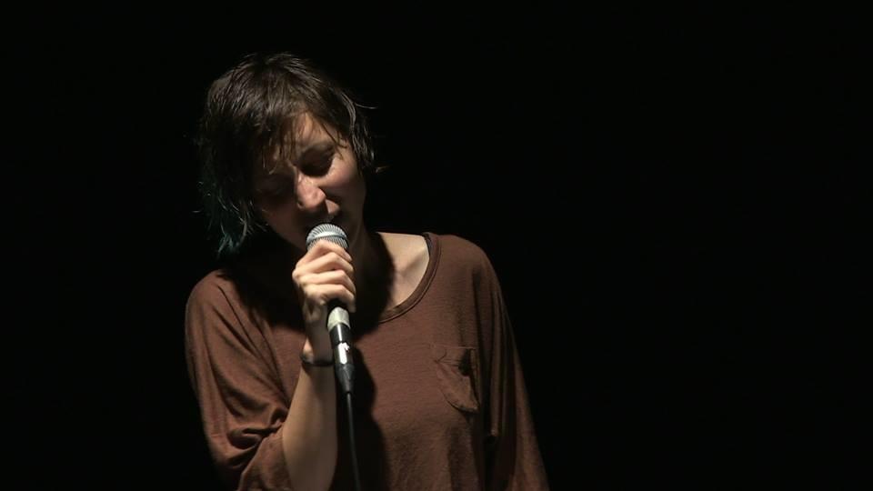 Sarah Albu [Photo: Huei Lin (vidéo), James O'Callaghan (sélection photographie), Montréal (Québec), September 2017]