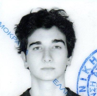 James Alexandropoulos-McEwan
