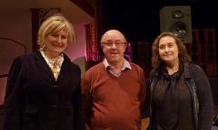 Elizabeth Anderson, Adrian Moore, Zuriñe F Gerenabarrena [Bruxelles (Belgique), 27 février 2013]