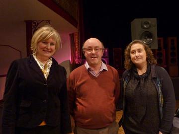 Elizabeth Anderson, Adrian Moore, Zuriñe F Gerenabarrena [Brussels (Belgium), February 27, 2013]