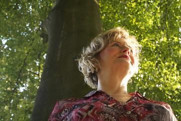 Elizabeth Anderson [Photo: Virginie Viel, Brussels (Belgium), September 2014]