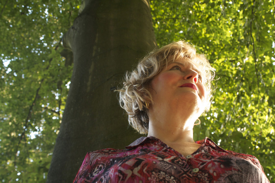 Elizabeth Anderson [Photograph: Virginie Viel, Brussels (Belgium), September 2014]