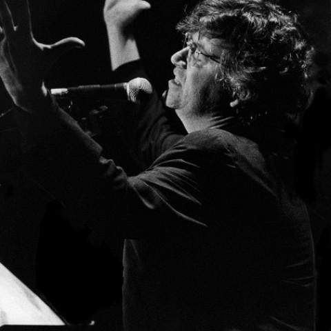 Fortner Anderson in concert at the Festival Voix d'Amériques [Montréal (Québec), 2010]