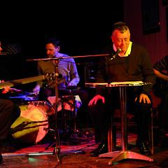 Solitary Pleasures: Alexandre St-Onge, Michel F Côté, Bernard Falaise and Fortner Anderson [Photograph: Élisabeth Alice Coutu, Montréal (Québec), March 2, 2013]