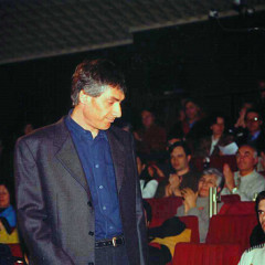 Patrick Ascione, Cycle acousmatique du GRM, Grand auditorium, Maison de Radio France [Photo: Michel Lioret (Ina-GRM), Paris (France)]