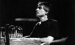 Patrick Ascione, Salle Olivier Messiaen, Maison de Radio France [Photo: Stéphane Ouzounoff, Paris (France), 17 juin 1996]