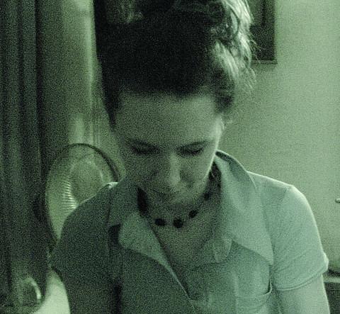 Mélanie Auclair [Photo: David-Étienne Savoie]