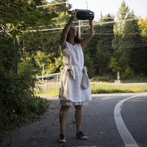 Magali Babin [Photograph: Alexis Bellavance, Montréal (Québec), 2018]