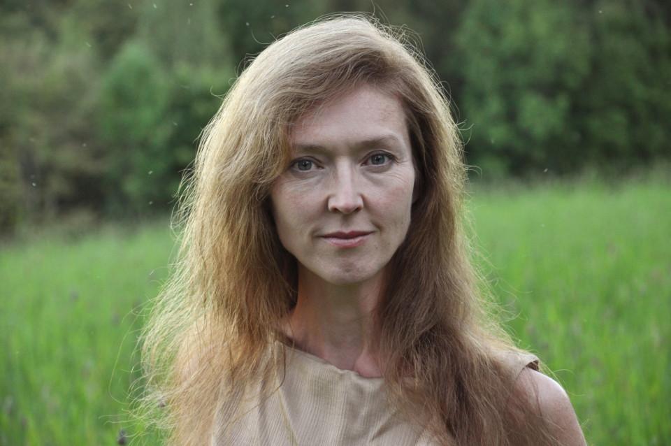 Natasha Barrett [Photo: Jan Erik Breimo, Hvalstad (Norway), September 4, 2016]