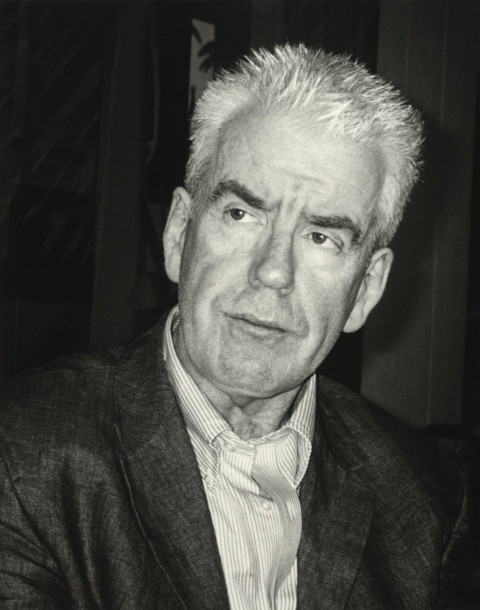 Gerald Barry [Photograph: Wikipedia, 2007]