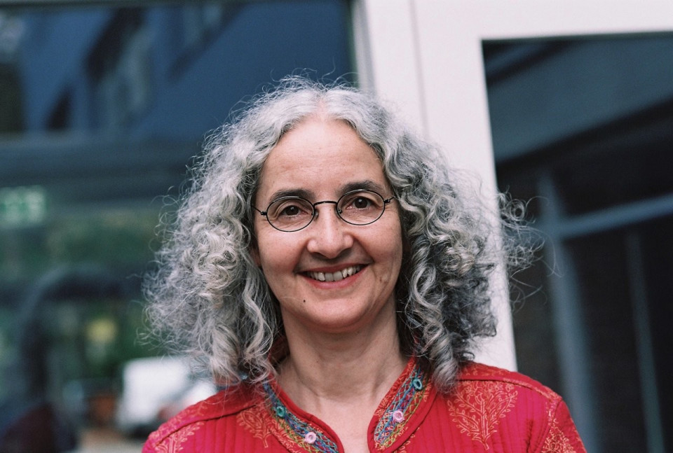 Carola Bauckholt [Photograph: Inge Zimmermann, 2013]