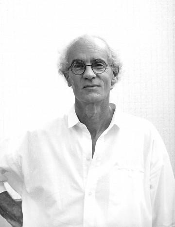 François Bayle [Photo: Geneviève Mâche]