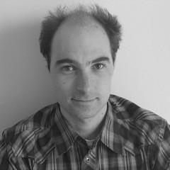 Martin Bédard [Photo: Chantale Jean, Montréal (Québec), 2003]