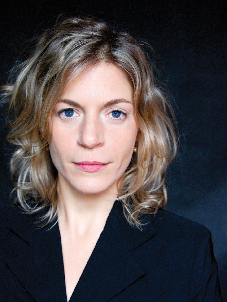 Marie-Annick Béliveau [Photograph: Stéphanie Béliveau, 2011]