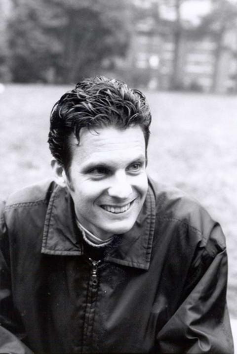David Berezan [Photo: Jivko Stoyanov, 2001]