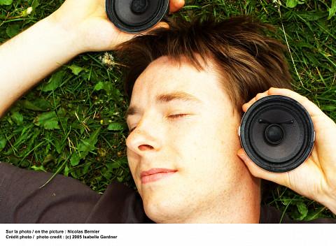 Nicolas Bernier [Photo: Isabelle Gardner, 2005]