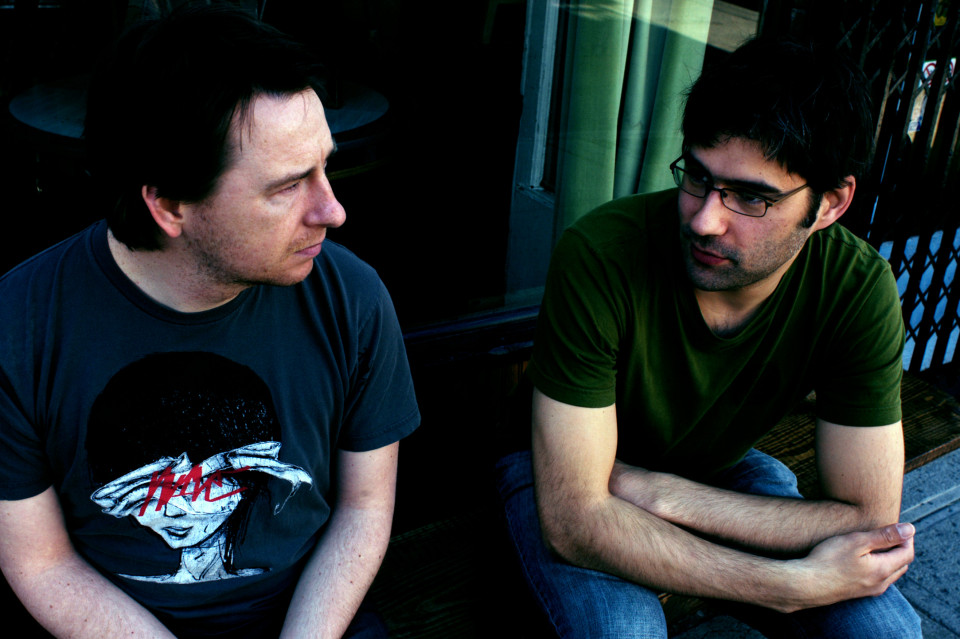 Nicolas Bernier, Simon Trottier [Photo: Isabelle Gardner, 2009]