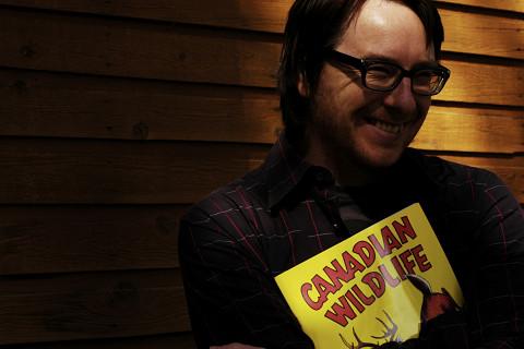 Nicolas Bernier [Photo: Isabelle Gardner, Banff (Alberta, Canada), August 2009]
