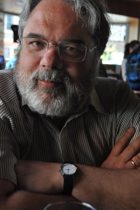 Sandeep Bhagwati [Photograph: Robert Del Tredici, Montréal (Québec), 2016]