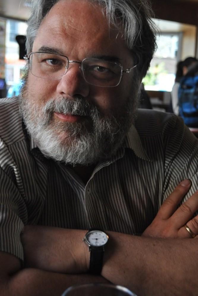 Sandeep Bhagwati [Photo: Robert Del Tredici, Montréal (Québec), 2016]