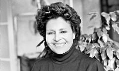 Michèle Bokanowski [Photo: Patrick Bokanowski, Paris (France), December 7, 2008]