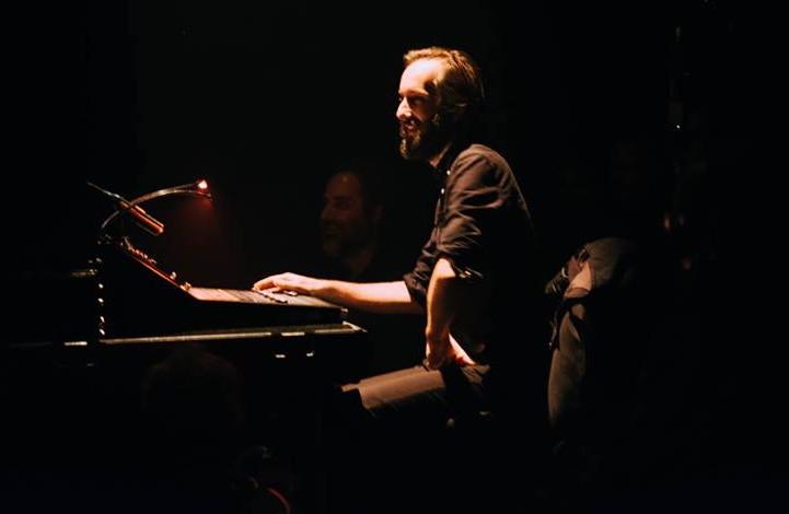 François Bonnet [Photo: Caroline Campeau, Montréal (Québec), October 22, 2019]
