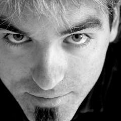 Christian Bouchard [Photo: Emmanuelle Léonard, 2003]
