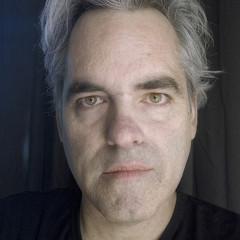 Christian Bouchard (self-portrait) [Photo: Christian Bouchard, Montréal (Québec), November 2, 2016]