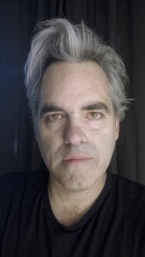 Christian Bouchard (self-portrait) [Photo: Christian Bouchard, Montréal (Québec), November 2, 2016]