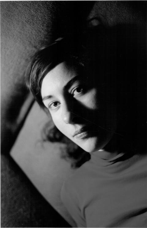 Myriam Boucher [Photograph: Renée Lamothe, Montréal (Québec), 2018]