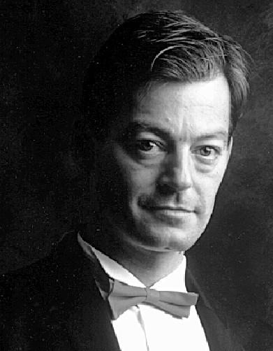 Walter Boudreau [Photo: Jean-Guy Thibodeau, 22 janvier 1992]