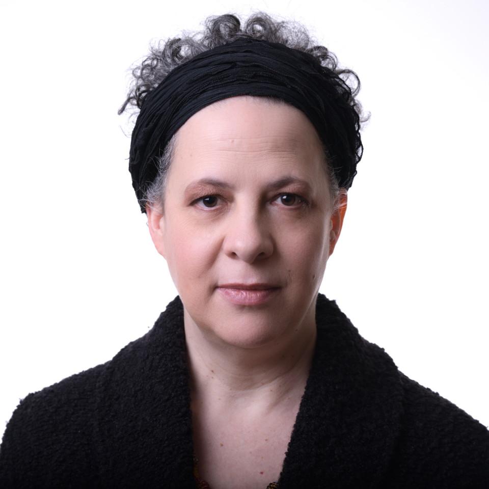 Isabelle Bozzini [Photo: Michael Slobodian, January 20, 2020]