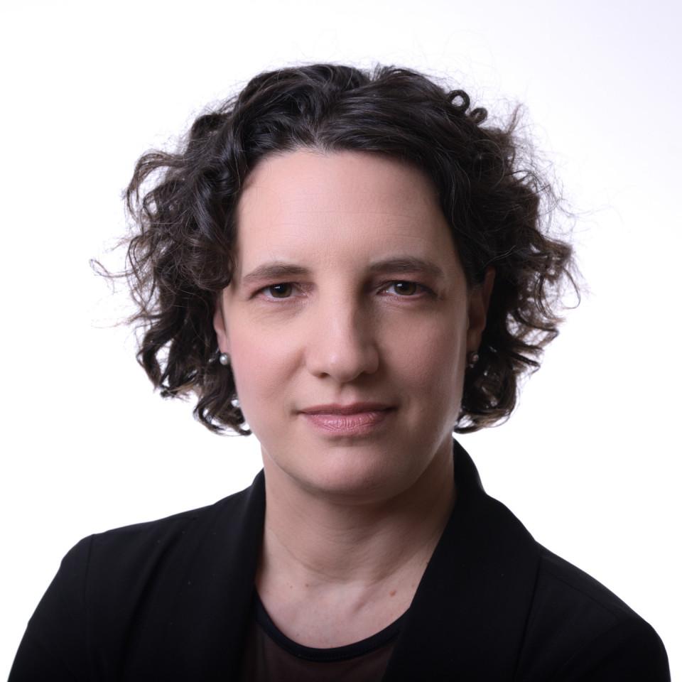 Stéphanie Bozzini [Photograph: Michael Slobodian, January 20, 2020]