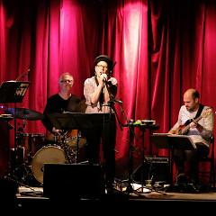 Castor et compagnie in concert at Suoni Per Il Popolo [Photograph: Céline Côté, Montréal (Québec), June 7, 2018]