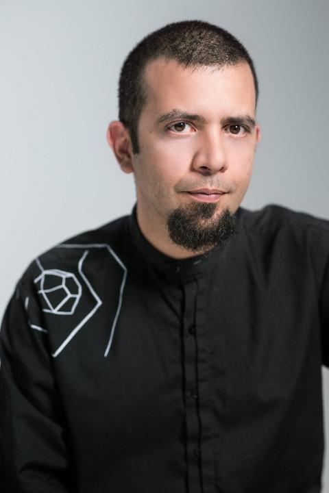 João Catalão [Photograph: Hugo B Lefort, Montréal (Québec), June 2019]