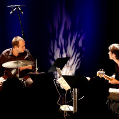 Isaiah Ceccarelli, Éric Normand [Photo: Sébastien Raboin, March 2012]
