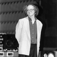 Michel Chion for the premiere of Gloria at the Grand Auditorium, Maison de Radio France [Paris (France), June 6, 1994]