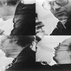 Photomontage: Michel Chion (self-portrait) [Image: Michel Chion, 1993]
