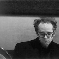 Michel Chion (self-portrait) [Photo: Michel Chion, 1993]