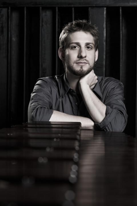 Julien Compagne [Photo: Martin Girard, 2013]