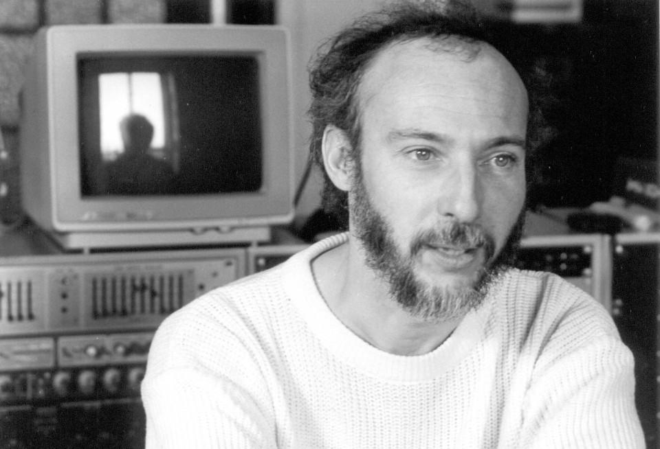 Yves Daoust [Photo: Jean-Guy Thibodeau, Montréal (Québec)]