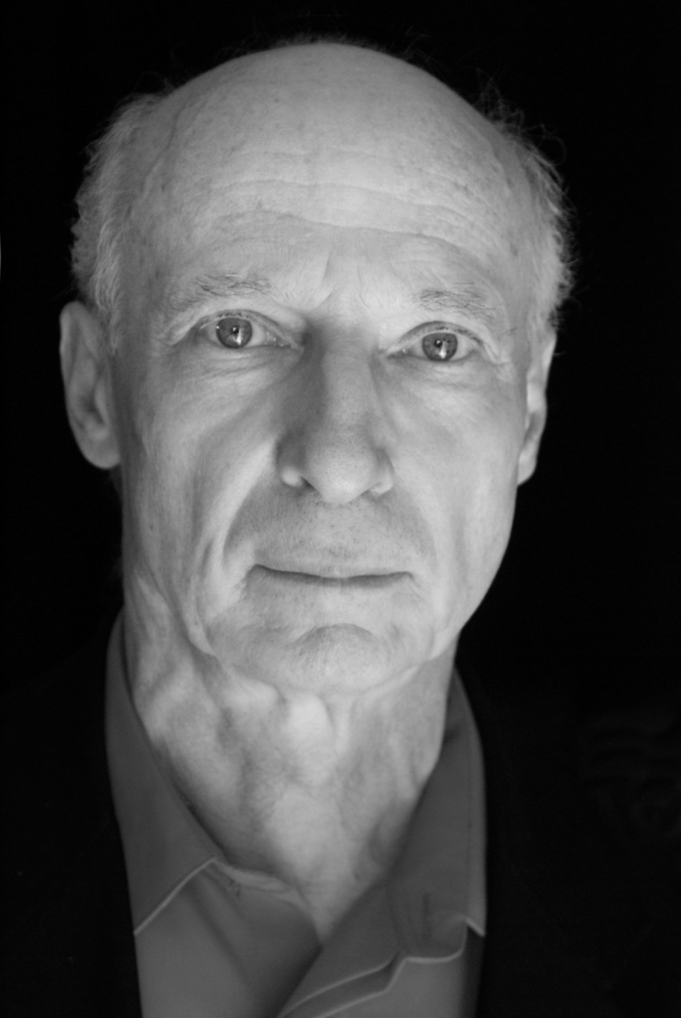 Yves Daoust [Photograph: Léo Perrin, Montréal (Québec), September 2011]