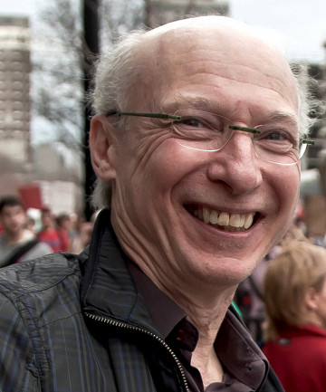 Yves Daoust [Photo: Guillaume Briand, 2012]